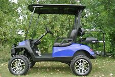 2013 CUSTOM YAMAHA DRIVE 48V ELECTRIC LIFTED GOLF CART Nationwide Shipping