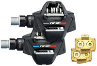 Time XC 6 Pedals - Dual Sided Clipless Composite 9/16 Black