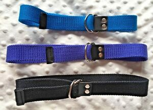 New Toddler Childrens Teenagers Belts Nylon Funky Belts Boys Girls Canvas Look