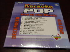 CHARTBUSTER POP HITS KARAOKE 30150 DECEMBER 2010 CD+G 12 SONGS