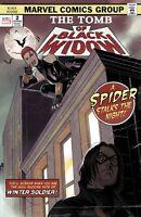 Black Widow #2 Swaby Tomb Black Widow Horror Variant (10/07/2020)