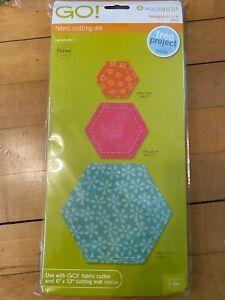 Accuquilt Go! Hexagon Fabric Cutting Die