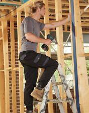 MEN'S STRETCH CARGO WORK PANTS WP22 TRADIES WORK WEAR UNIFORM