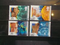 GB 1994 Commemorative Stamps~Europa Medical~Very Fine Used Set~UK Seller