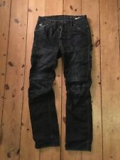 Gstar Motor Tapered Embro Mens Jeans W32 L36
