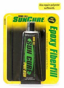 Suncure Epoxy UV Fibrefill Surfboard Repair Resin