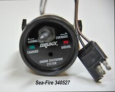 Sea-Fire Helm Mounted Visual /  Audible Alarm