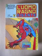 Raccolta SUPEREROI GIGANTE n°9 1981 Edizioni Corno [G487]
