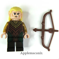 NEW LEGO Hobbit 79001 Mirkwood Spiders LEGOLAS GREENLEAF ELF Minifigure Figure