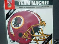 NFL Helmet Team Magnet, Washington Redskins, NEW