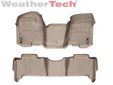 WeatherTech FloorLiner - Chevrolet Tahoe - OTH - Hybrid - 2007-2010 - Tan