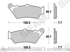 Plaquettes de frein avant Honda NT 650 V Deauville 1998 à 2001 (S1958)
