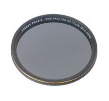 58mm MRC Nano Multi-Resistant Coating CPL Polarizing Filter Canon Nikon Lens