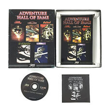 Jeu Adventure Hall of Fame Fallout Stonekeep Interplay PC Big Box / Boite Carton