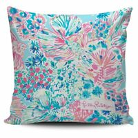 Gypsea Pillow Lilly Pulitzer Cover Cushion Sofa Case Home Decor