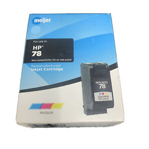 Inkjet Cartridge for HP 78 Replacement Tri-Color C6578DN Deskjet OfficeJet Serie