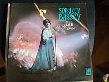 Shirley Bassey – Live At Talk Of The Town (UAS290950) 1970 (LP)
