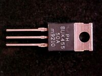 BUK455-50A - Philips MOSFET Transistor (TO-220)