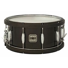 Gretsch Maple Snare Drum with Contoured Wood-Metal Hoops 14x6.5 Black