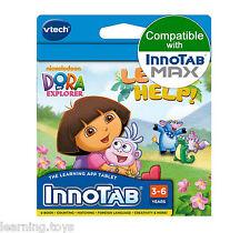 Vtech InnoTAB Game - Dora The Explorer Learning Software 3-6 Years