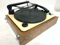 Thorens Concert CD 43 N Antique Turntable - For Parts/Repair/Restoration