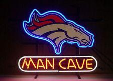 P007B Denver Broncos For Display Decor Light Sign