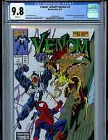 Venom #4 Lethal Protector CGC 9.8 NM/MT Marvel Comics Spider-man 1st Scream K11
