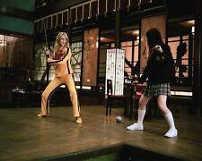 Kill Bill Uma Thurman Chiaki Kuriyama Photo 8X10 8 X 10 Ver419