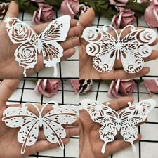 Butterfly Metal Cutting Dies Scrapbooking Embossing Paper Cards Making Stencils