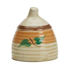 More details for art deco wilkinson clarice cliff lidded honey pot 1930's