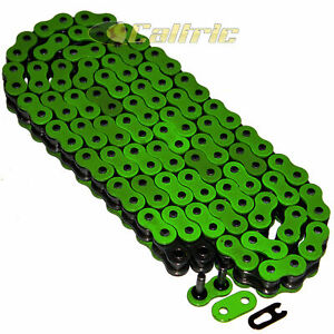 O-Ring Drive Chain for Harley Davidson Xlh1100 Sportster Deluxe 1986 1987 Green