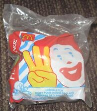 1997 Fisher Price McDonalds Happy Meal Under 3 Toy - Ronald In Boat