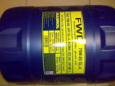 20l MANNOL FWD 75w-85 gl-4 parte LUBRIFICANTE SINTETICO OLIO 75w85 MIL-L 2105 gl4 mt1