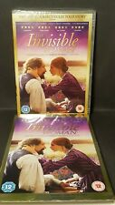 THE INVISIBLE WOMAN (2013) DVD * NEW * SEALED * FELICITY JONES * RALPH FIENNES *