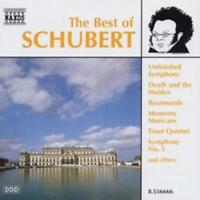 Franz Schubert : The Best of Schubert CD (1997) ***NEW*** FREE Shipping, Save £s