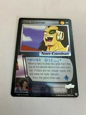 Dragonball Z CCG Hero Advantage Holo foil card, #195, 34 of 44