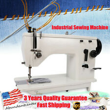 Portable Industrial Sewing Machine Head Gear Winding For Denim Embroidery etc.