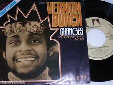 """7"""" - Vernon Burch / Changes & Changes - 1975 Soul Funk # 2226"""