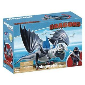 Playmobil Dragons How to Train Your Dragon Drago & Thunderclaw Set #9248