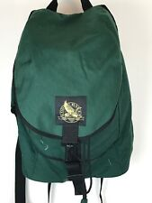 Eddie Bauer Green Backpack Travel Day Pack