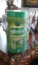 Benefiber Prebiotic Fiber Supplement Gluten-free Sugar-free 125 Servings 17.6 oz