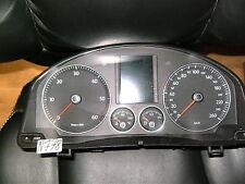 Indicateur combiné VW GOLF 5 1k0920874b GROUPE COMPTEUR DE VITESSE