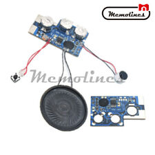 Music Sound Voice Recording Recorder Module DIY Kit 20 Seconds 20s Greeting Card