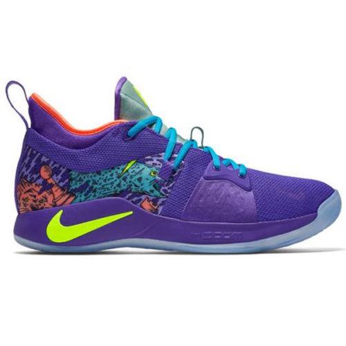 Sell Purple Medium Width (D, M) Athletic Shoes for Men 7.5 Men s US ... f9b606cb2745