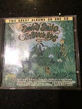 THE BEACH BOYS/SMILEY SMILE/WILD HONEY( CDP 7 93696 2) CD FREE POSTAGE