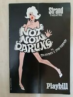 NOT NOW DARLING DONALD SINDEN BERNARD CRIBBINS JILL MELFORD MARY KENTON