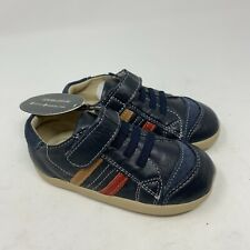 Old Soles Sz 23 (U.S. Sz 7) Baby Boy Leather Sneaker