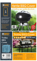 WATERPROOF OUTDOOR GARDEN BBQ COVERS ROTARY KETTLE TROLLEY GRILL PARASOL COVER