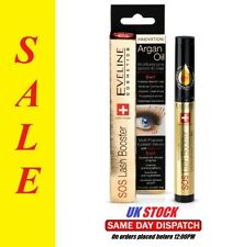 Eveline SOS Lash Booster Eyelash Serum with Argan Oil 5 in 1