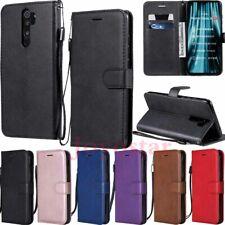For Xiaomi Mi 9T A3 A2 Lite Redmi 8A Note 7 8 Pro Wallet Flip Leather Case Cover